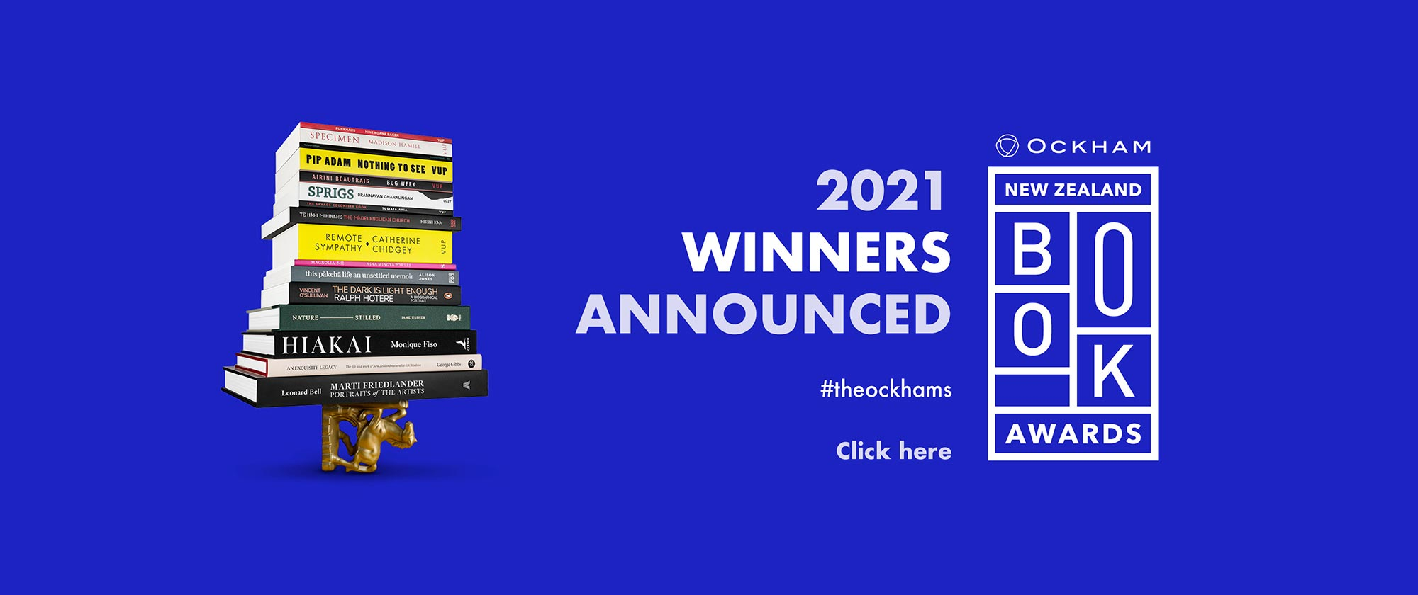 Winners announced - Click here