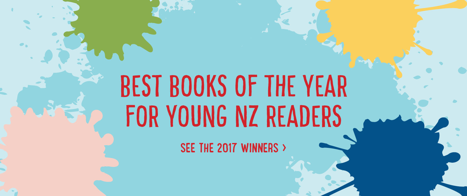 new zealand book awards for children and young adults new