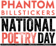 National Poetry Day logo